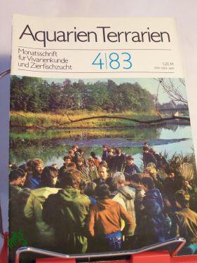 Aquarien und Terrarien. Monatszeitschrift für Vivarienkunde und: Heft 4 April