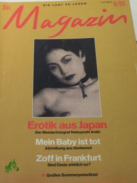 Erotik aus Japan: Heft 08/1999, Das
