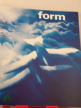 4/1996: form, Zeitschrift für