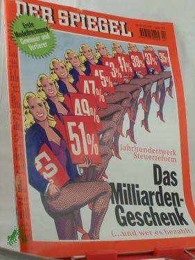 4/1997, Das Milliarden-Geschenk: DER SPIEGEL