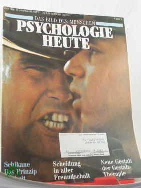 7/1986, Schikane: Psychologie heute