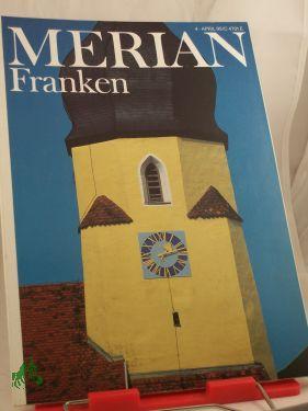 4/1995, Franken: Merian. Das Monatsheft