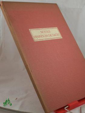Hymnen an die Nacht / Novalis: Novalis