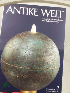 2/1996: Antike Welt, Zeitschrift