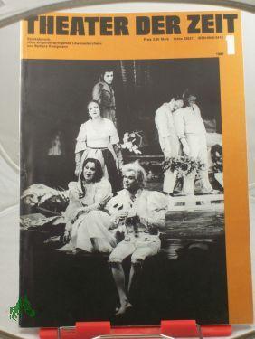 Heft 01/1980 Volkstheater und sozialistisches Theater: THEATER DER ZEIT,