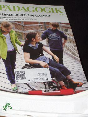 4/2011, Lernen durch Engament: PÄDAGOGIK, Zeitschrift