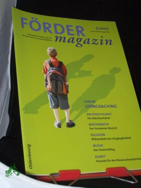 5/2007, Lerncoaching: Förderschulmagazin, Individuelle Förderung