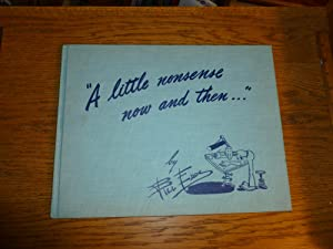 A Little Nonsense Now and Then: Bill Eddy