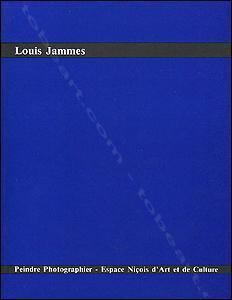 Louis JAMMES. [Louis JAMMES]. Nice, Direction des Musée / Espace Niçois d'Art et de Culture, 1986, broché sous couverture rempliée, np. (40 pp.), (28 x 21,7 cm). Exposition  Peindr