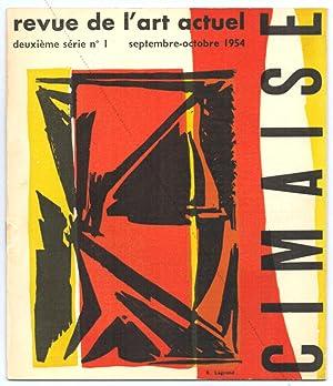 Cimaise 2ème série - N°1. Revue de: René LEGRAND, Cesare