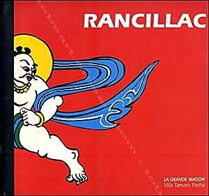 Bernard RANCILLAC. Extrème occident.: Bernard RANCILLAC].