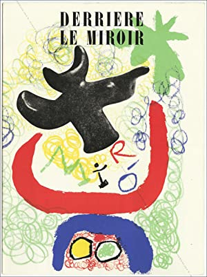 Joan miro by queneau raymond abebooks for Miro derriere le miroir