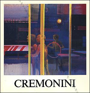 CREMONINI. Peintures 1983-1987.: Leonardo CREMONINI].