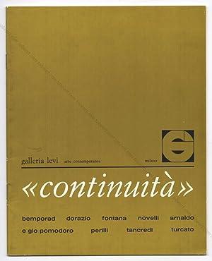 Continuità».: Franco BEMPORAD, Piero