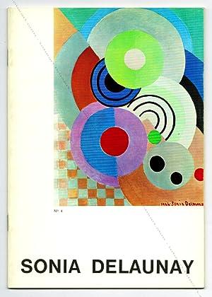 Exposition Sonia DELAUNAY.: Sonia DELAUNAY].
