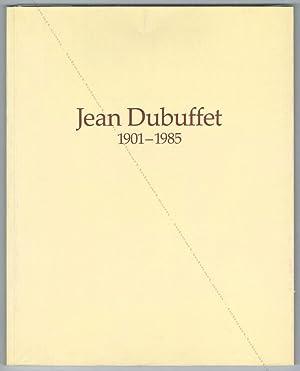 Jean DUBUFFET 1901-1985.: Jean DUBUFFET].
