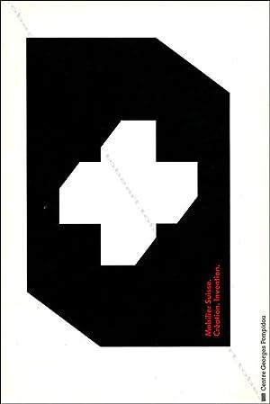 Mobilier Suisse. Création. Invention.: Urs et Ruedi