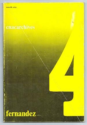 Cnacarchives 4. Louis FERNANDEZ.: Louis FERNANDEZ] -