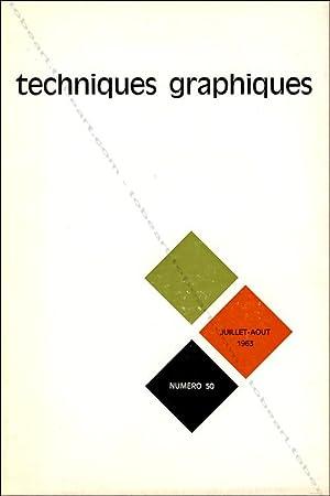 Techniques Graphiques N°50.: Gérard Blanchard, Fernand