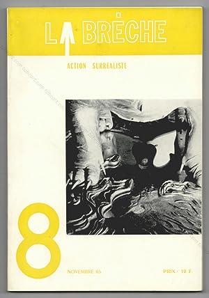 La Brèche. Action Surréaliste 8.: Jean Schuster, Guy