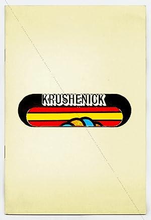 KRUSHENICK.: Nicholas KRUSHENICK].