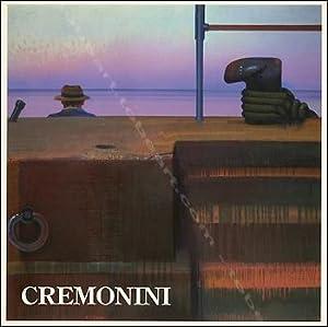 CREMONINI. Peintures 1987-1991.: Leonardo CREMONINI].