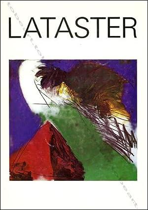LATASTER. Schilderijen en tekeningen.: Ger LATASTER].