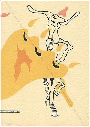 Jorge CAMACHO. Impressions. Catalogue des éditions et: Jorge CAMACHO].