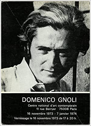 Domenico GNOLI.