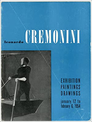 Leonardo CREMONINI. Paintings. Drawings.