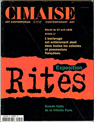 Cimaise N°254 - Art Contemporain.