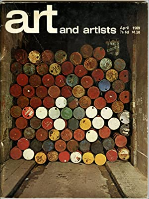 Art and artists / Art in America / DU Europäische Kunstzeitschrift (Revues d'art / Art reviews)