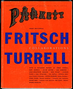 Parkett N°25 - Collaboration : Katharina FRITSCH - James TURRELL - Insert : Beat STREULI