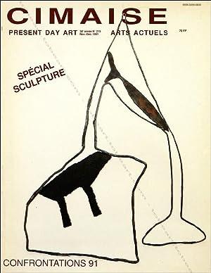 Cimaise N°215 - Arts Actuels.: LABAUVIE, SKODA, ALQUIN,
