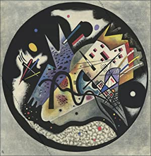 Vassily KANDINSKY. COMPOSITION I. Lithographie 1960.