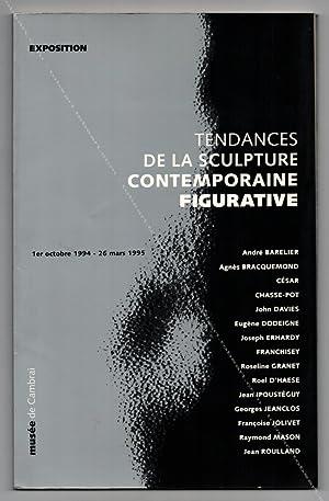Tendances de la sculpture contemporaine figurative.: André BARELIER, Agnes