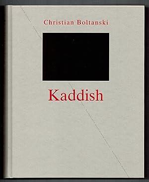 Christian BOLTANSKI. Kaddish.: Christian BOLTANSKI].