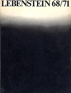 LEBENSTEIN 68/71: Jan LEBENSTEIN].