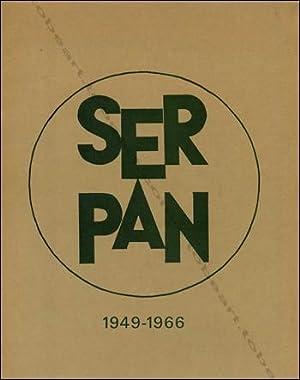 Peintures de SERPAN. 1949-1966.: Jaroslav SERPAN].
