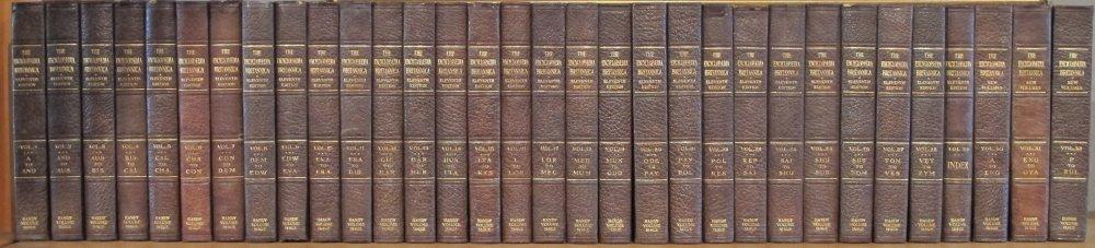 A Dictionary of Arts, Sciences, Literature and General Information. Eleventh Edition [with].The [...