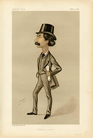 "Bethnal Green"". Statesmen. No. 539.: PICKERSGILL, Edward Hare, Mr."