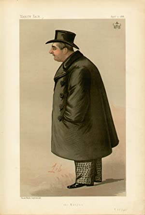"""the Marquis"""". Statesmen. No. 540.: AILESBURY, The Marquis of."""