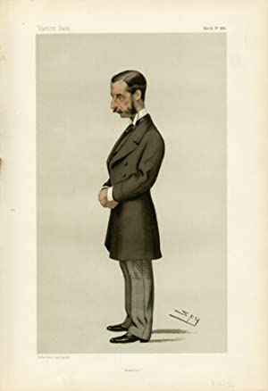 "Hamlie"". Statesmen. No. 352.: HAMILTON, The Marquis of."