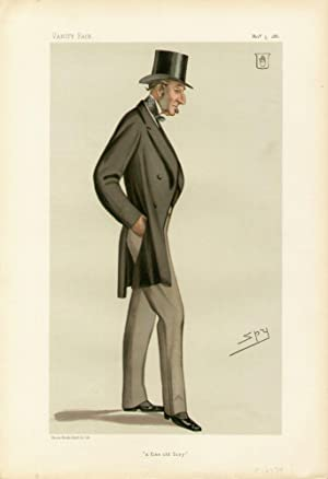 "a fine old Tory"". Statesmen. No. 379.: KNIGHTLEY, Rainald, Sir."