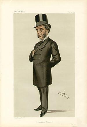"energetic Toryism"". Men of the Day. No. 240.: HOWARD, Morgan, Mr."