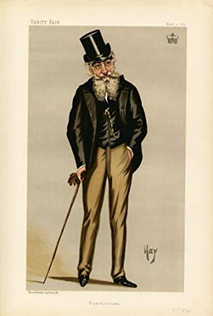 "Punchestown"". Statesmen. No. 564.: DROGHEDA, The Marquis of."