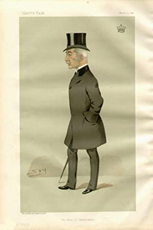 "The Earl of Camperdown"". Statesmen. No. 649.: DUNCAN, Robert Adam Philips Haldane, Earl."