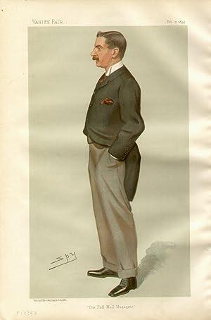 "The Pall Mall Magazine"". Statesmen. No.647.: HAMILTON, Frederic Spencer, Lord."
