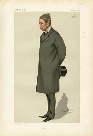 "Torquay"". Statesmen. No. 392.: HALDON, Lord."