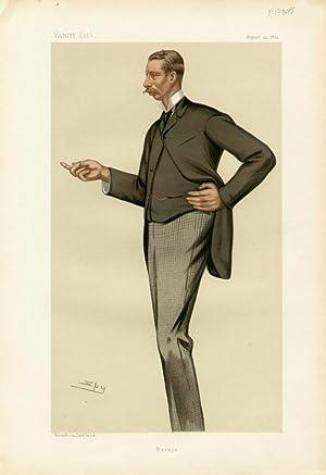 "Barnie"". Statesmen. No. 407.: FITZPATRICK, Bernard Edward Barnaby, The Hon."
